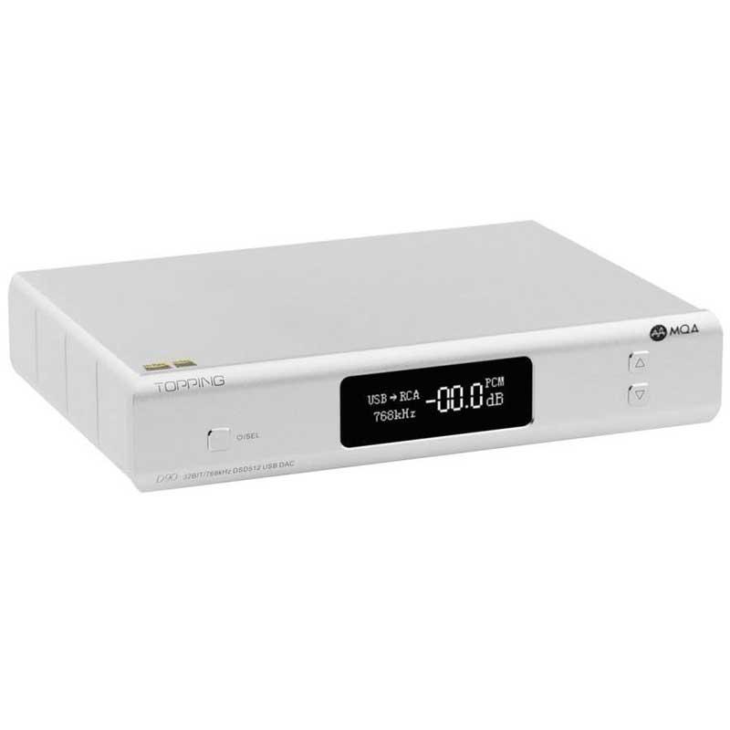 Rapallo   Topping D90 MQA Desktop USB DAC / AMP