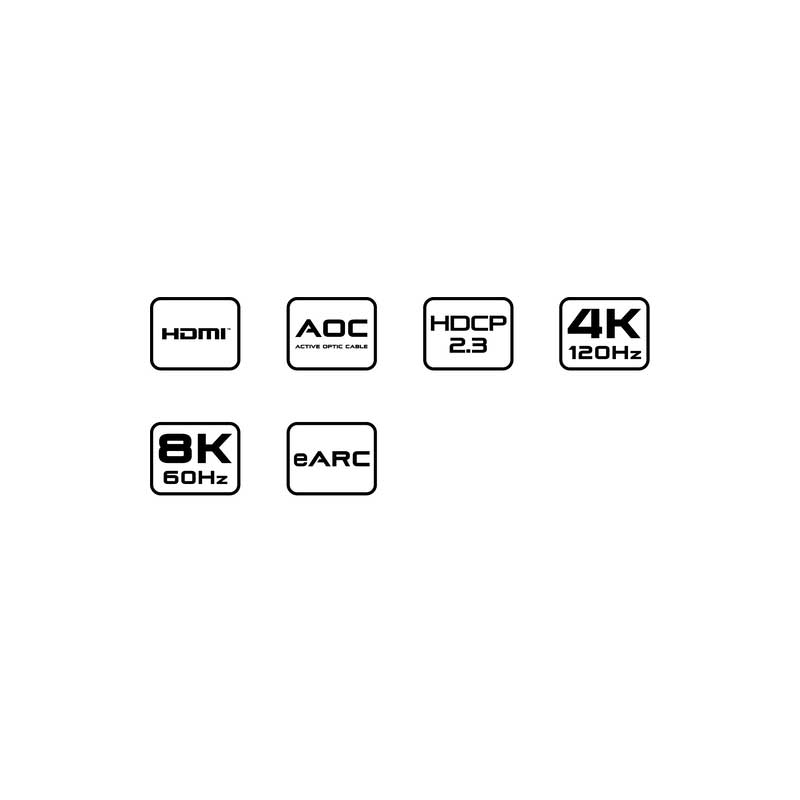 Rapallo | Blustream PRECISION 48Gbps HDMI Cable