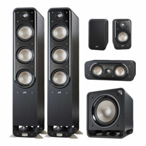 Rapallo | Polk Signature S60 5.1 Home Theatre Pack