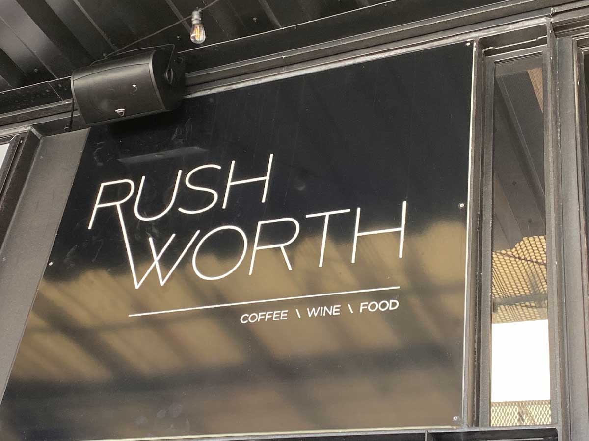 Rapallo | Project | Rushworth Cafe