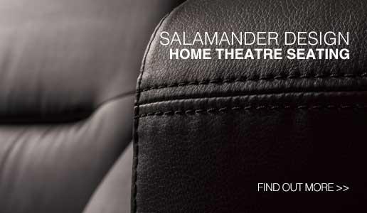 Rapallo | Salamander Design TC3 Home Theatre Seating - Loveseat Motorized Recliner
