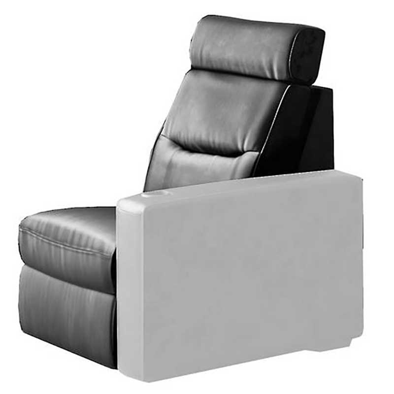Rapallo   Salamander Design TC3 Home Theatre Seating – Basics Chair Only