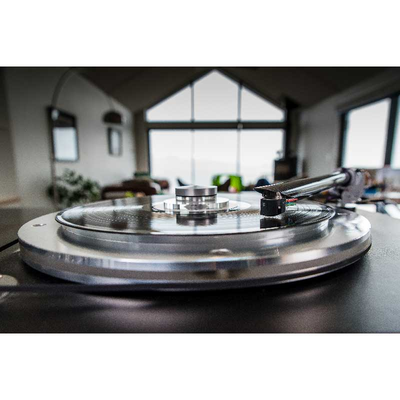 "Rapallo | The Wand ""New Zealand Made"" Turntable & Tone Arm"