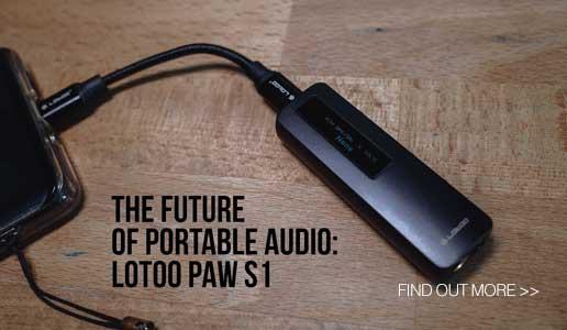 Rapallo   Lotoo PAW S1 Portable USB DAC-Amp