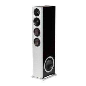 "Rapallo | Definitive Technology Demand Series D15 High-Performance Tower Speaker with Dual 8"" Passive Bass Radiators"