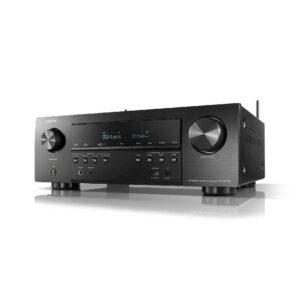 Rapallo | Denon AVR-S750H 7.2ch 4K AV Receiver with true 3D sound & Voice Control