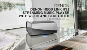 Rapallo | Denon HEOS Link HS2 Streaming Music Player with Wi-Fi® and Bluetooth®
