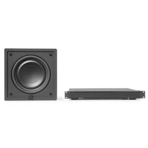 Rapallo | ELAC's IW-S10EQ Integrator Series In-Wall Powered Subwoofer with CVC and Auto EQ