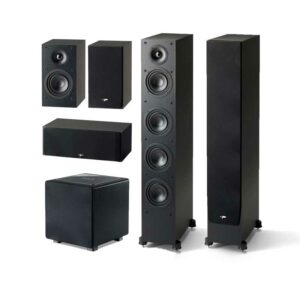 Rapallo | Paradigm Monitor SE 6000F 5.1 Speaker Collection