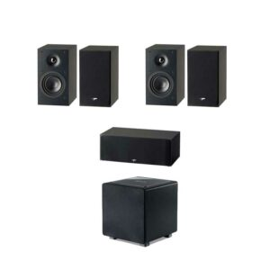 Rapallo | Paradigm Monitor SE Atom 5.1 Speaker Collection