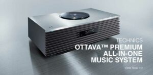 Rapallo | Technics OTTAVA™ f Premium All-In-One Music System SC-C70MK2