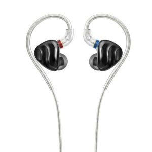 Rapallo | FiiO FH3 Triple Driver Earphones - 1 Dynamic Driver - 2 Knowles Balanced Armature Drivers