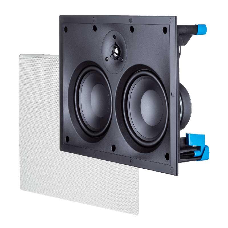 Rapallo   Paradigm CI Home H55-LCR In-Wall Speaker