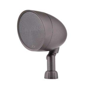 "Rapallo | Paradigm GO6 Outdoor or Garden Satellite Speaker with 6"" driver"