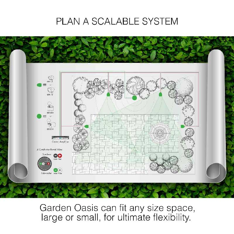 Rapallo | Paradigm Garden Oasis
