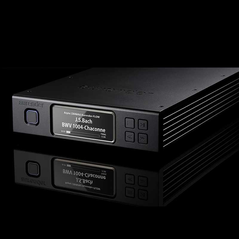 Rapallo | Aurender N100 Caching Music Server / Streamer