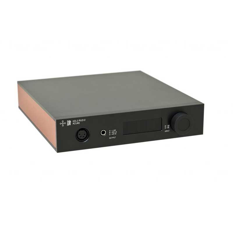 Rapallo | Holo Audio Azure Fully Discrete Pre/Headphone Amplifier