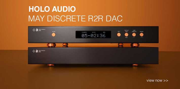Rapallo | Holo Audio May Discrete R2R DAC