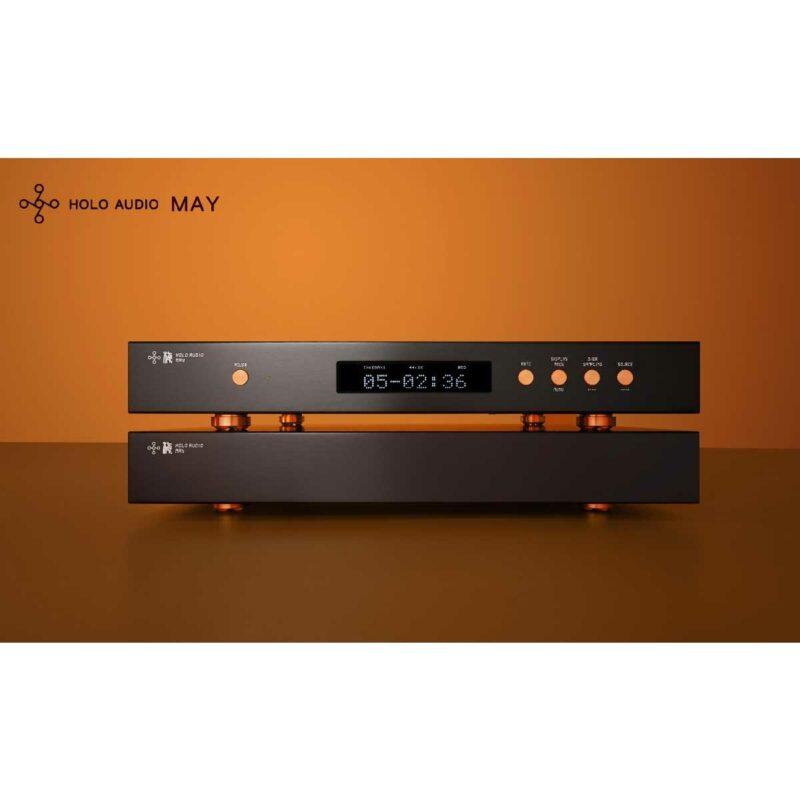Rapallo   Holo Audio May Discrete R2R DAC