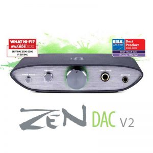 Rapallo   iFi Audio Zen DAC V2 Hi-Res USB DAC/Headphone Amp