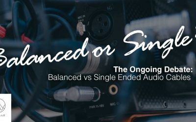 Balanced Vs Single Ended Audio Cables