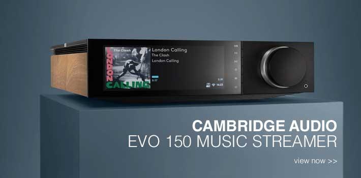 Rapallo | Cambridge Audio EVO 150 All-in-One Player