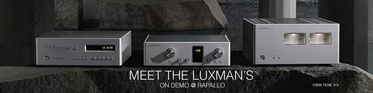 Rapallo | Meet the Luxman's