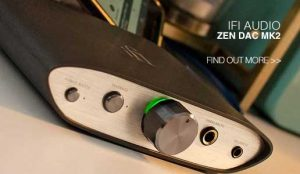 Rapallo | iFi Audio Zen DAC V2 Hi-Res USB DAC/Headphone Amp