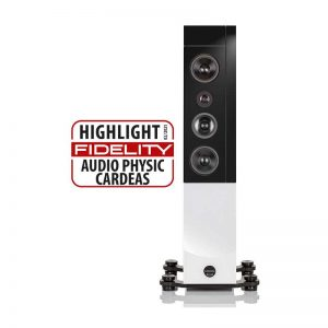 Rapallo | Audio Physic Cardeas Floorstanding Speaker