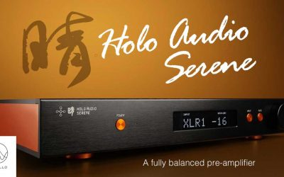 The New Reference…The Holo Audio Serene L1