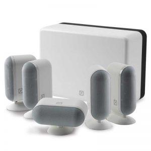 Rapallo | Q Acoustics 7000i 5.1 Home Cinema System