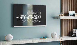 Rapallo   Devialet Phantom I 108db Wireless Speaker