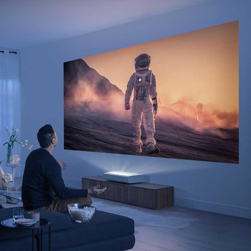 Rapallo | Samsung LSP7T The Premiere Laser 4K Smart UST Projector