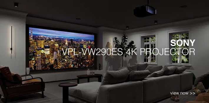 Rapallo | Sony VPL-VW290ES Home Theatre Projector
