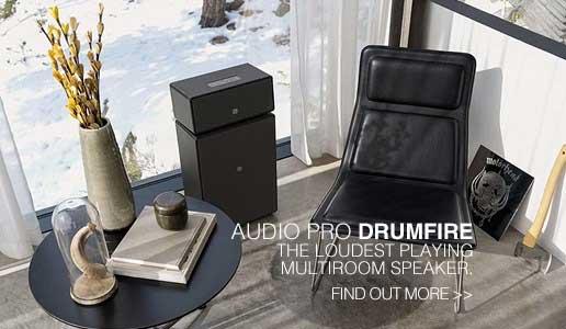 Rapallo   Audio Pro Drumfire