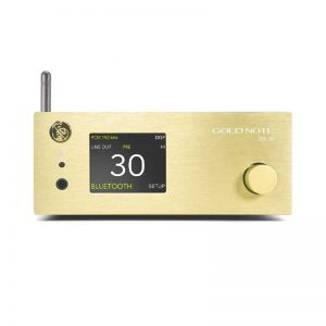 Rapallo | Gold Note DS-10 Streaming DAC / Preamplifier