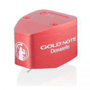 Rapallo | Gold Note Donatello MC Turntable Tonearm Cartridge