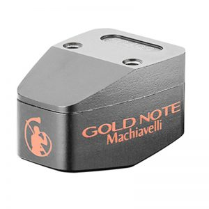 Rapallo | Gold Note Machiavelli MC Turntable Tonearm Cartridge