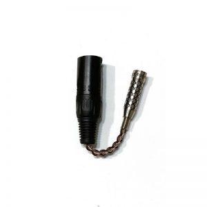 Rapallo | SendyAudio AIVA adaptor 6N OCC cable - 4 pin XLR male to 4.4mm balanced female