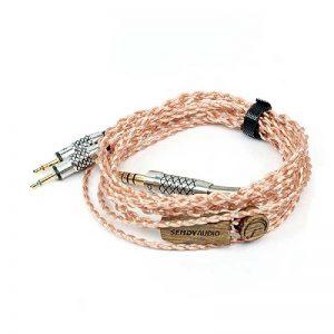 Rapallo | SendyAudio AIVA headphone cable 6N OCC - 2.5mm balanced plug