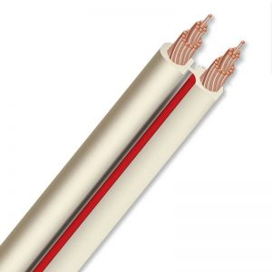 Rapallo | AudioQuest X2 White 14 AWG Speaker Cable
