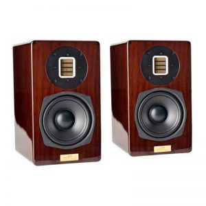 Rapallo | Blue Aura ps40 Limited Edition Bookshelf Speakers