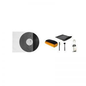 Rapallo | Blue Aura Vinyl Record Care Kit