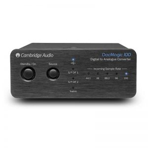 Rapallo | Cambridge Audio DacMagic 100 Digital to Analogue Converter