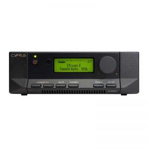 Rapallo | Cyrus Audio 6 DAC QXR Integrated Amplifier