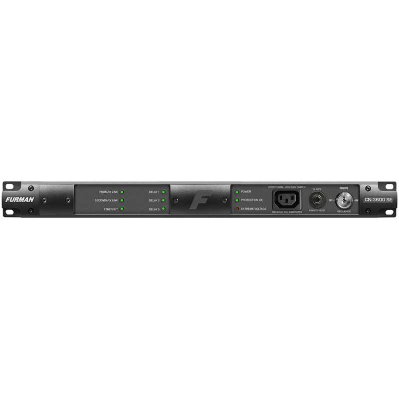 Rapallo | Furman CN-3600S E 16A SmartSequencing Power Conditioner