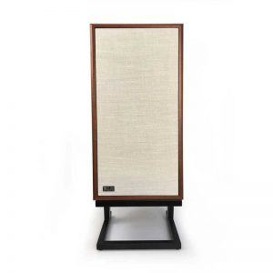 Rapallo | KLH Audio Model Five - Stonewash Linen Cloth Grille