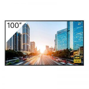 Rapallo | Sony BRAVIA FW-100BZ40J 100in 4K Ultra Pro Monitor