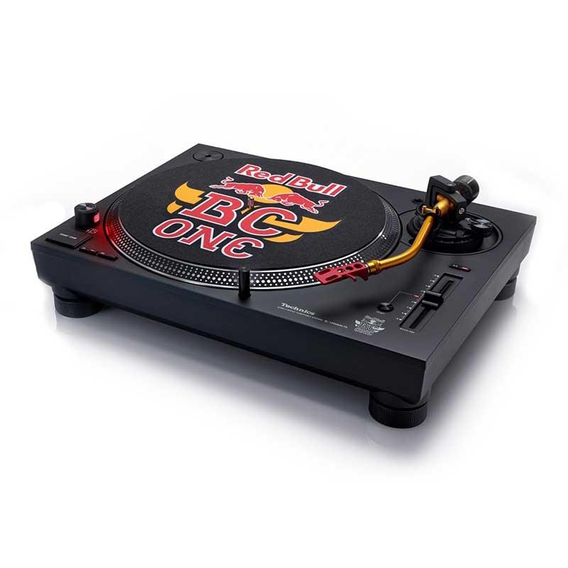 Rapallo   Technics DJ SL-1210MK7 Red Bull BC One Limited Edition Turntable