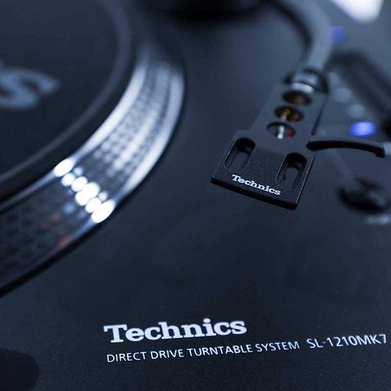 Rapallo   Technics DJ SL-1210MK7 Direct Drive Turntable